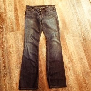 People's Liberation Tanya Bootcut Jeans Star 29